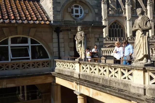 古罗马浴场