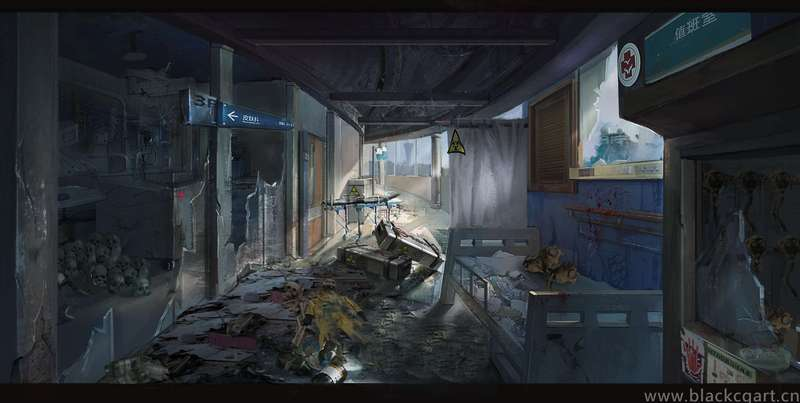 黑焰学员作品——黄森